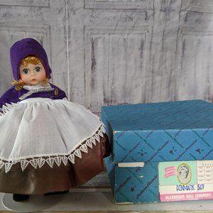Madame Alexander Denmark 569 doll